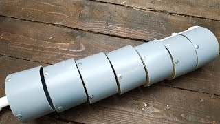 Download Useful device of PVC pipe scraps! Video