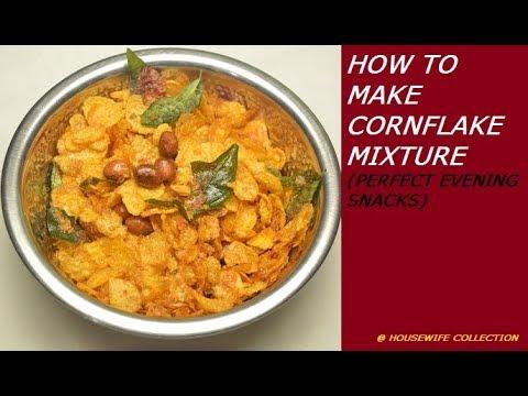 How to Make Cornflake Mixture