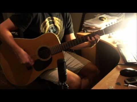 American Gypsy cover on Fender acoustic