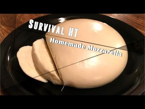 How to Make Easy Homemade Mozzarella in 30 Minutes!