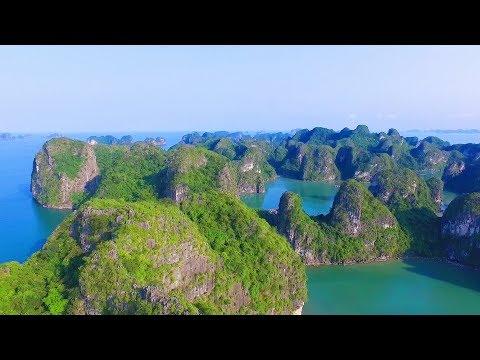 HD GoPro/DJI Drone Travel South East Asia