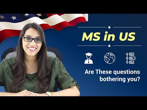 MS in US FAQ | How to choose a master specialisation?