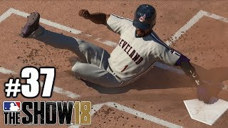 FIRST MLB INSIDE-THE-PARK HOMER! | MLB The Show 18 | Road to the Show #37