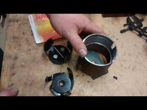 DIY Toyota oil filter wrench