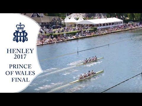Prince of Wales Final - Leander 'A' v Leander 'B' | Henley 2017
