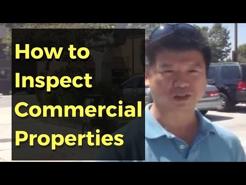 How to Inspect Commercial Properties