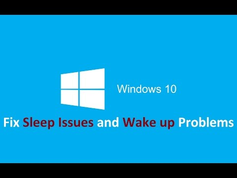 Windows 10 Does not Wake Up From Sleep!!! - Howtosolveit
