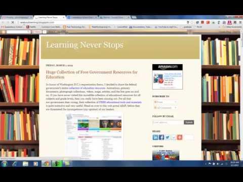 2 Chrome - Navigating Tabs