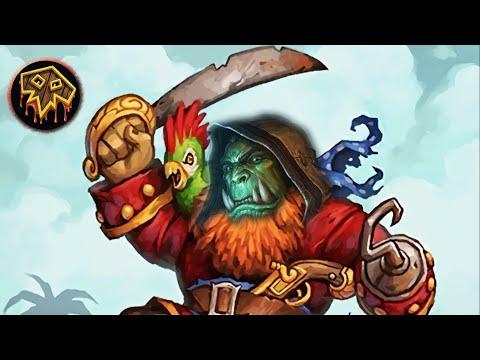 Hearthstone - Fun Pirate Shaman Ladder Deck
