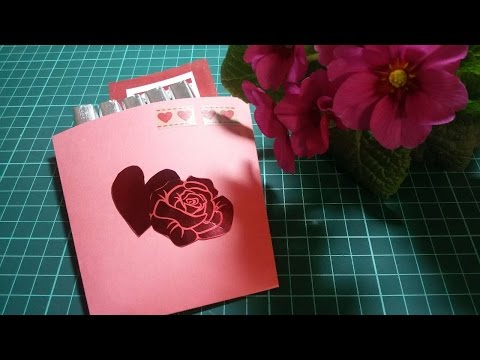 How To Make A Love Valentine Surprise-Letter - DIY Crafts Tutorial - Guidecentral