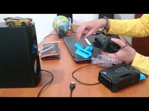 Cara pasang vacum coolcold untuk menurunan panas Laptop anda