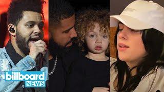 Introducing Drake's Sweet Son Adonis, The Weeknd Dominates Billboard Charts & More   Billboard News