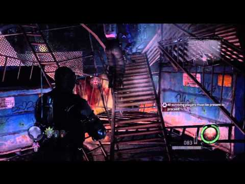Resident Evil Operation Raccoon City Walkthrough - Part 4 with commentary