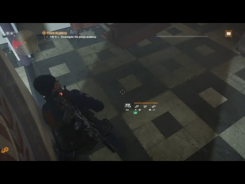 The Division Live Gameplay PS4