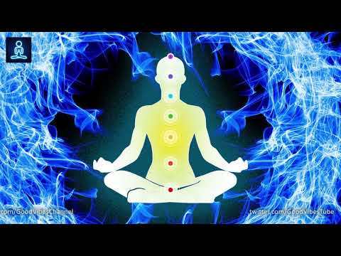 Energy Blockage Removal with Chakra Growth & Stimulation : Remove Negative Blocks - Binaural Beats