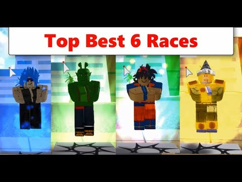 Top Best Races | Dragon Ball Z Final Stand