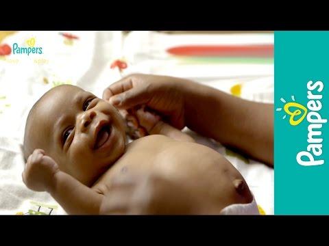 Newborn Care: Baby's First Poop