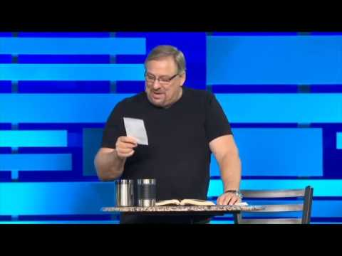 How to Get Through What You're Going Through Intro | Pastor Rick's Daily Hope