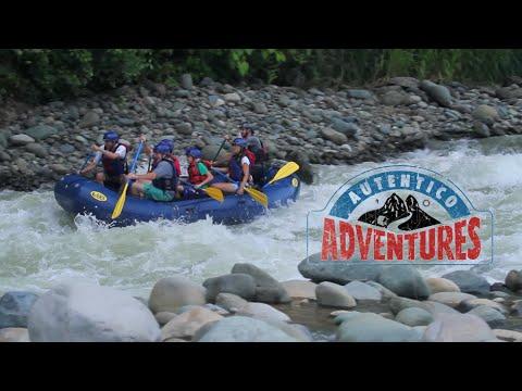 Autentico Adventures in Costa Rica!