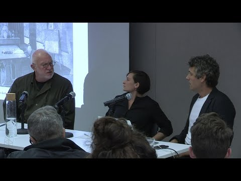 """GSD Talks: Anna Neimark and Andrew Atwood, """"Working Buildings"""""""