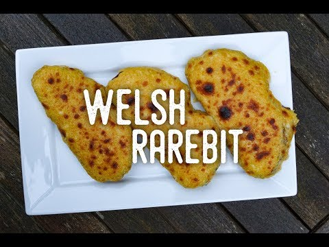 Penny's Welsh Rarebit Recipe...Fit for a Queen!! | The Recipe Hunters in Wales