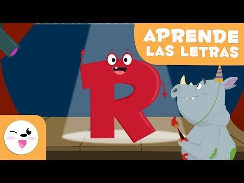 Xxx Mp4 Aprende La Letra R Con El Rap Del Rino Rufino El Abecedario 3gp Sex