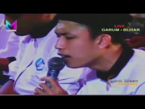 (HD) Cintai Aku karna Allah Robbi Faj'al Mujtama'na Mustaghitsu Al Mughits - Gus Shon Garum Blitar