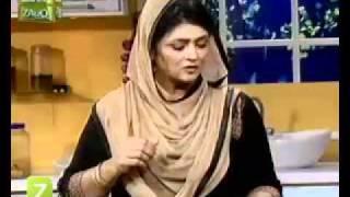 Double Roti Ka Halwa And Hara Masala Fish Curry by Chef Samina
