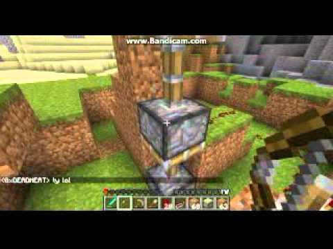 Minecraft 1.7.3 A 3 Piston Elevator