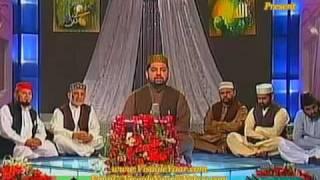 Punjabi Naat(Sab Dey Ghamkhar Nabi)Sarwar Naqshbandi In Ptv.By Visaal