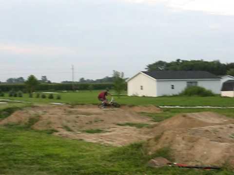 Crane Pump track