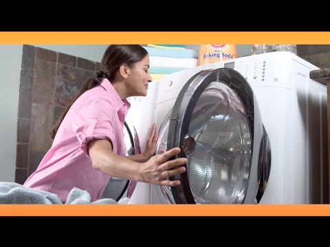 Brinda Frescura y Olor Agradable a Tu Lavadora con Bicarbonato de Sodio ARM & HAMMER™