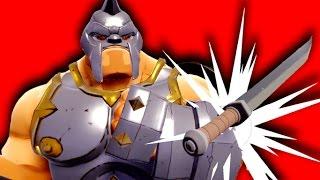VR Gladiator Arena - GORN (New Update!)