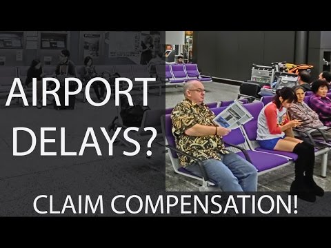 Delayed Flight? Claim Your Compensation! Up to £510* Per passenger!!! Delayed Flight compensation