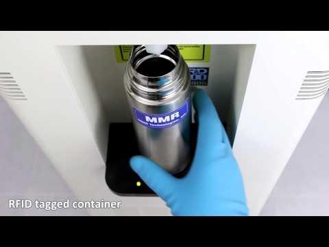 Introducing the Elan2 Digital Liquid Nitrogen Generator (8L/day)