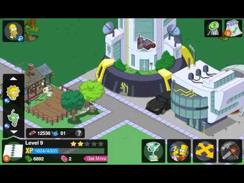 The simpsons tapped out quick easy money