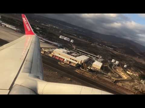TRIP REPORT | Jet2 737-800 | Economy | Tenerife South - Manchester