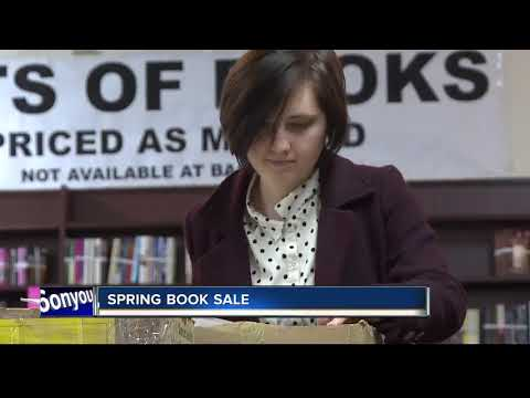 Great deals at Boise Public Library spring booksale