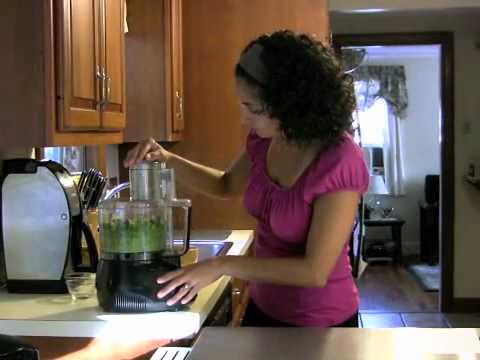 Healthy South Shore TV - Making Basil Pesto