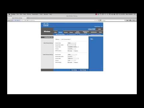 How to Configure Linksys Router. Build your Own Home Network ...
