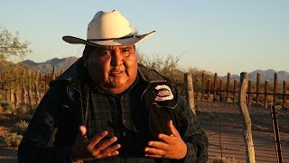 At US-Mexico border, a tribal nation fights wall that would divide them
