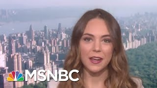 "Natasha Bertrand On Donald Trump Dossier Allegations: ""Coincidence"" Is A Generous Word 