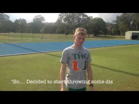 Calling out Australia's Best throwers