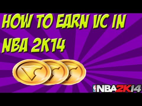 NBA 2K14 | BEST WAY TO EARN VC FAST | HOW TO GET VC FAST AND EASY | UNLIMITED VC GLITCH FIX