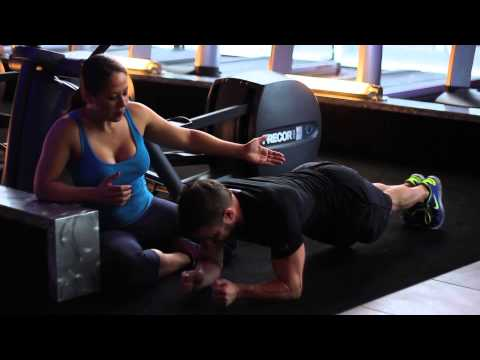 How to Tighten Thighs & Belly With an Elliptical : Personal Fitness Training