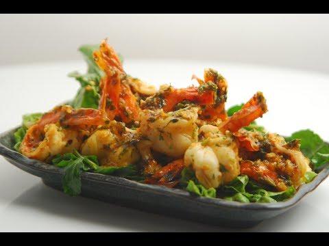 Chilli Garlic Shrimps | New Season | Cooksmart | Sanjeev Kapoor Khazana
