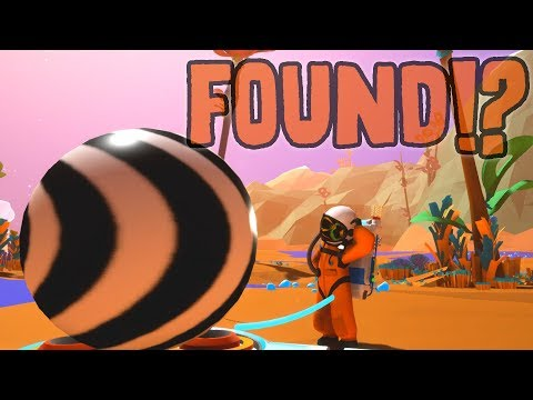 Mystery Ball FOUND!?   Astroneer   Research Update 0.5.0.0