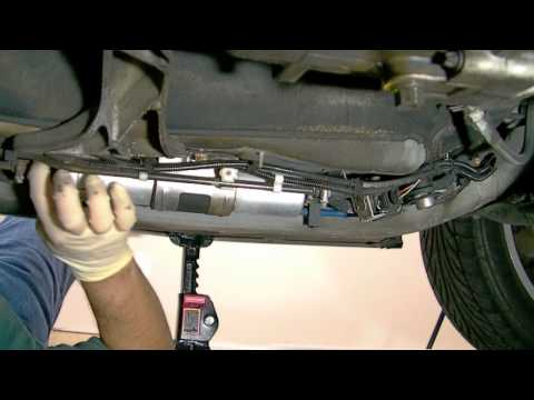 Replace BMW Fuel Filter