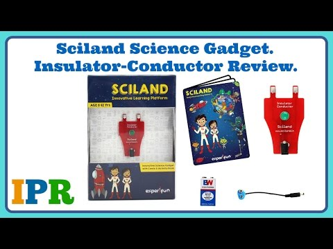Sciland insulator-conductor review | Experifun | Indian Product Reviewer