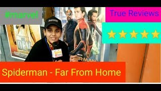 Download Spiderman - Far From Home Latest Movie Review 2019 || Ayush Jhuria Video